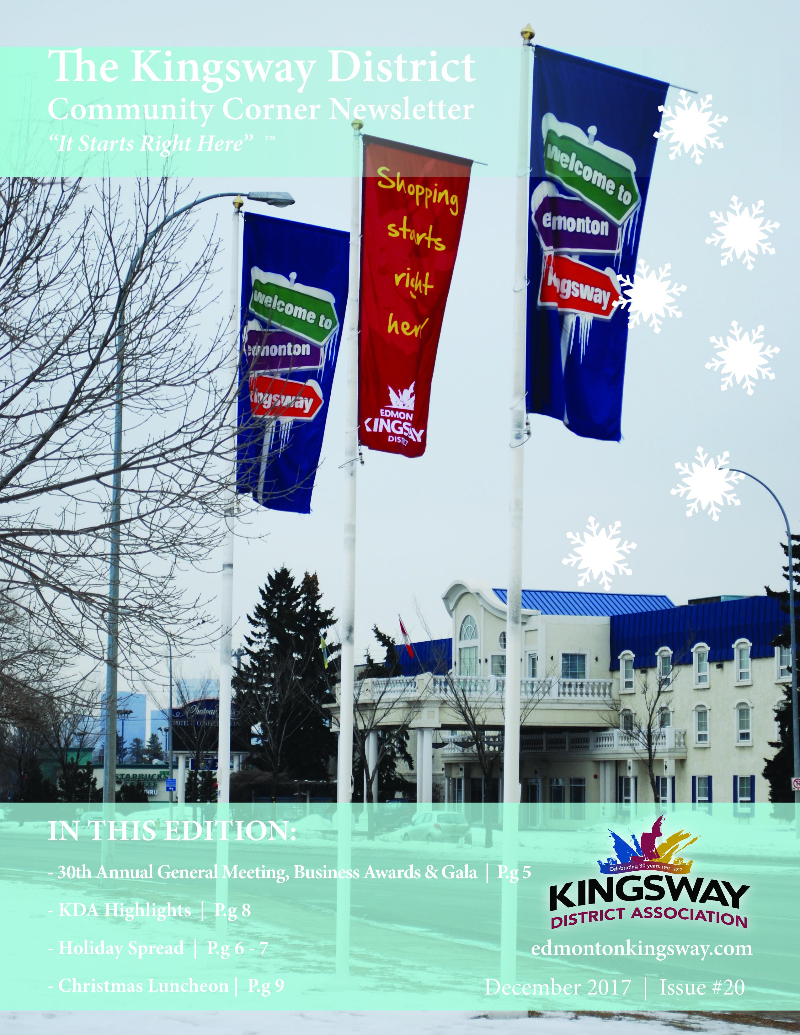 Kingsway Newsletter
