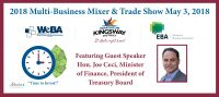 Edmonton Business Mixer and Trade Show Kingsway