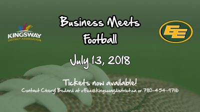 Business Meets Football