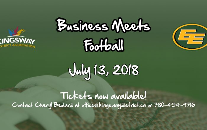 Business Meets Football